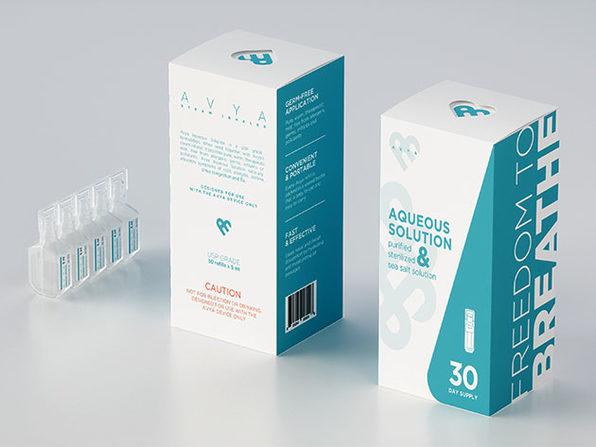 AVYA Nasal Saline Solution