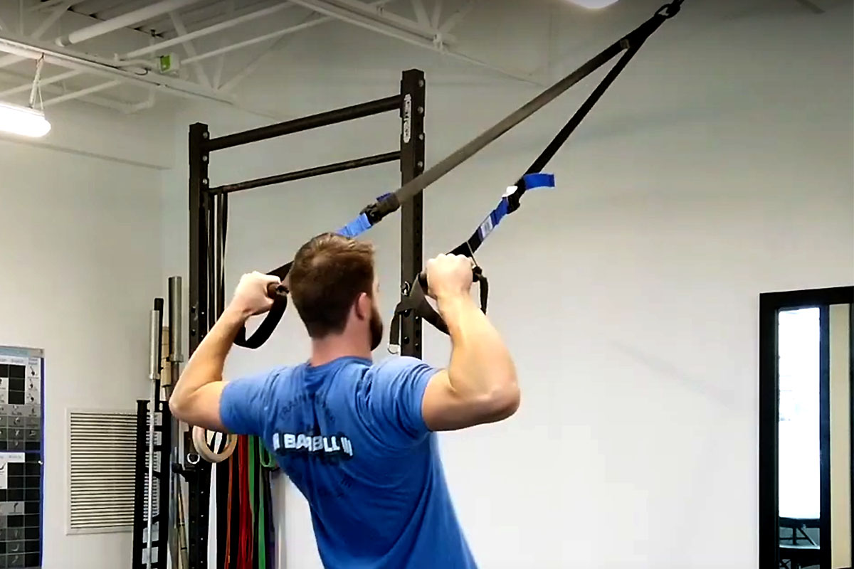 EDGE Suspension Trainer, on sale for $45.89 when you use the coupon code at checkout