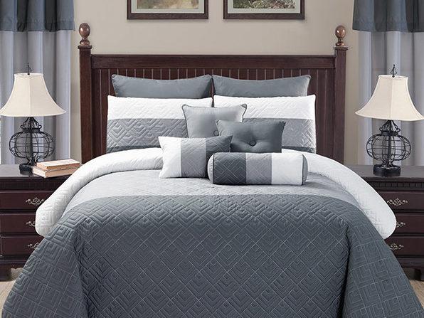 Olive+Owen Designs Somerset 20 Piece Oversize/Overfilled Comforter ...