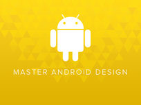 Android Design: Learn UX, UI & Android Marshmallow - Product Image