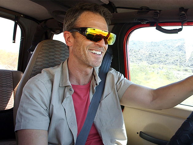 These shades are perfect for driving or even just resting in your chair and keeping out the sun during a long drive!