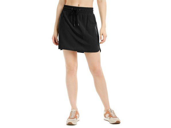 Ideology Women's  Drawstring Skirt Black Size Small