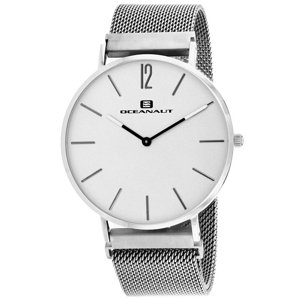 Oceanaut Men's Magnete Silver Dial Watch - OC0100