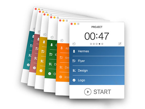 timeEdition Time Tracking App
