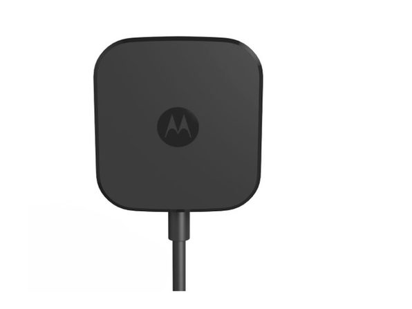 Motorola TurboPower 15 TYPE C (Round Cable) Fast Charger SP5913A Bulk Pack