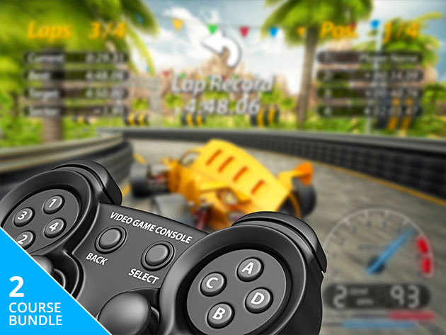 The Unity 3D & VR Game Development Bundle | StackSocial