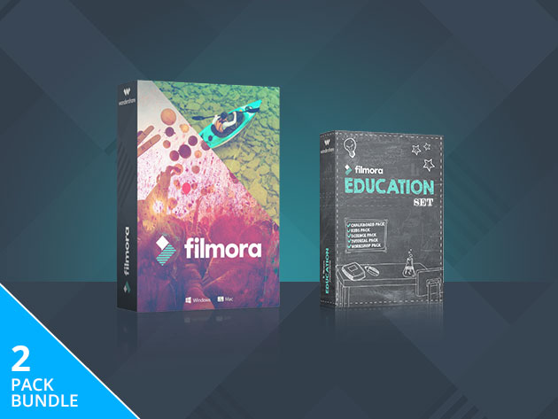 Filmora + Assets for Windows: Lifetime License - Filmora Is One of CNET's Favorite Video Editors & It'll Soon Be Yours, Too