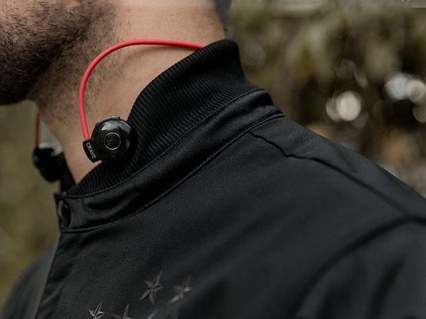 Crave Octane Sport Earphones (Red)