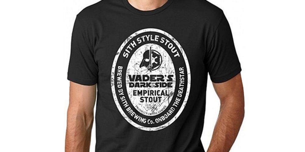 Vader's Dark Side Empirical Stout T-Shirt