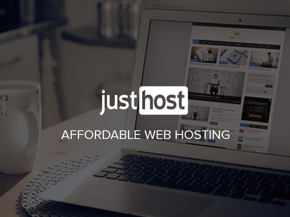 1 Year Of Justhost Web Hosting + A Free Domain For A Year - Product Image