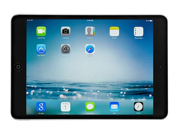 Apple iPad Mini 2, 16GB - Space Gray (Refurbished: Wi-Fi Only)