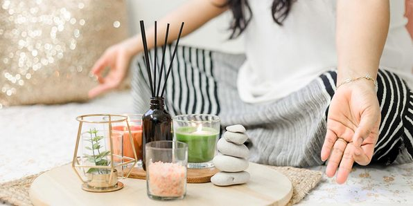 21 Day Mindfulness, Meditation & Self-Awareness Challenge - Product Image