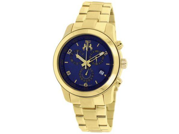 Jivago Women's Infinity Blue Dial Watch JV5227