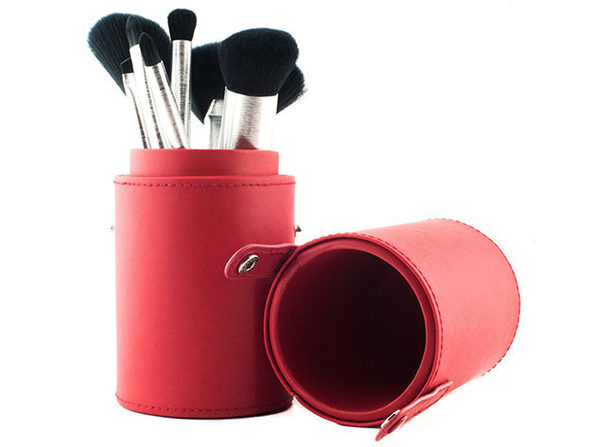 Pro Essentials 8-Piece Professional Makeup Brush Set
