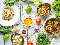 Vegan Nutrition: Build Your Plant Based Diet & Meal Plan - Product Image