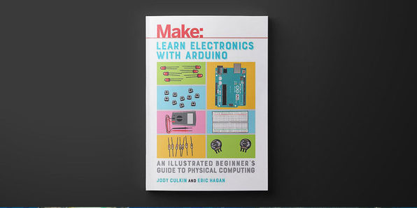 Learn Electronics with Arduino - Product Image