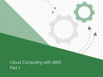 Cloud Computing With Amazon Web Services - Part 1 - Product Image