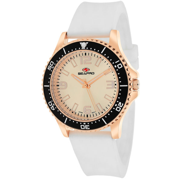 Seapro Women's Tideway Rose gold Dial Watch - SP5418