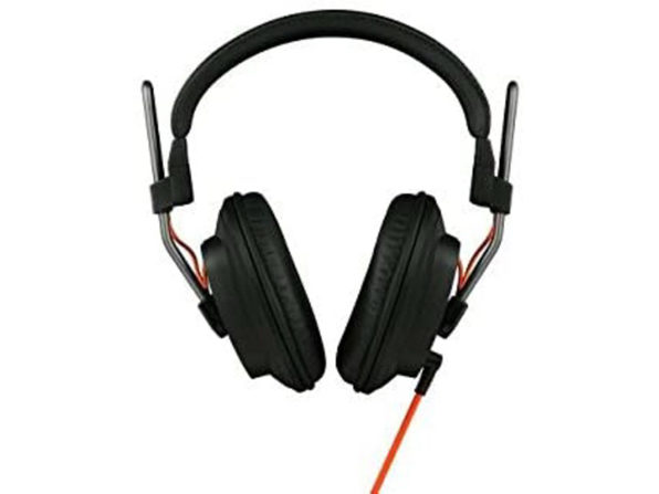 Fostex T20RP MK3 Professional Polyimide Film & Powerful Studio Headphones-Black (Used, Damaged Retail Box)