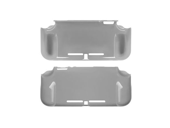 Crystal Case for Nintendo Switch Lite (Grey)