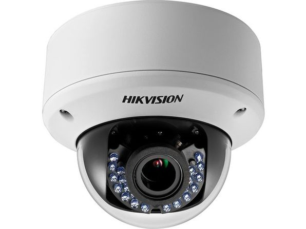 Hikvision DS-2CE56D5T-AVPIR3ZH TurboHD 1080p Outdoor Dome Camera - Product Image