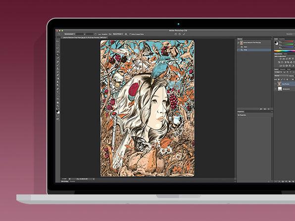 Adobe Photoshop CS6 Course - Product Image