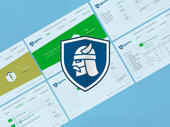 Heimdal PRO Anti-Malware: Lifetime Subscription