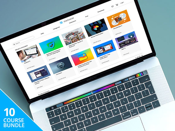 The 2018 Mac Essentials Bundle