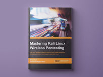 Mastering Kali Linux Wireless Pentesting - Product Image