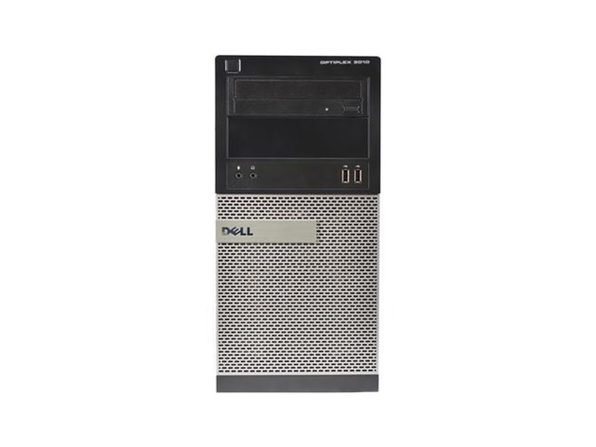 Dell OptiPlex 3010 Tower PC, 3.2GHz Intel i5 Quad Core, 8GB RAM, 240GB SSD, Windows 10 Home 64 bit (Renewed)