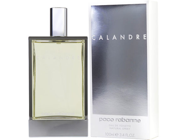 CALANDRE by Paco Rabanne EDT SPRAY 3.4 OZ for WOMEN ---(Package Of 6) - Product Image