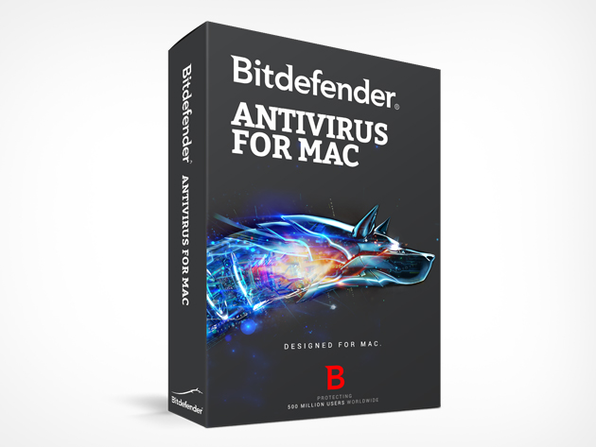 6 Months Of Bitdefender Antivirus Free (Mac) - Product Image