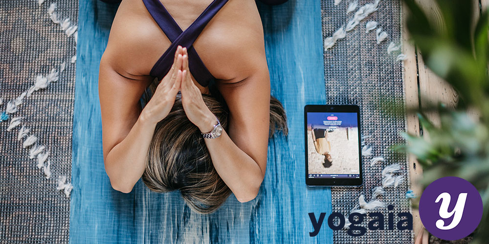 Yogaia Interactive Yoga Classes: Lifetime Subscription, on sale for $299 (25% off)