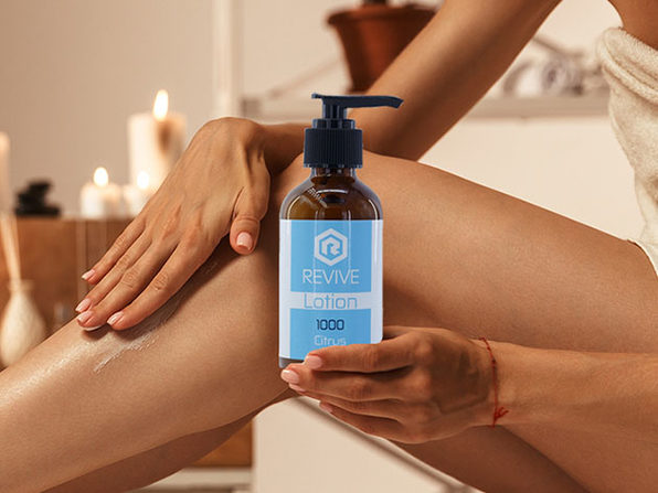 Revive 1000mg CBD Body Lotion