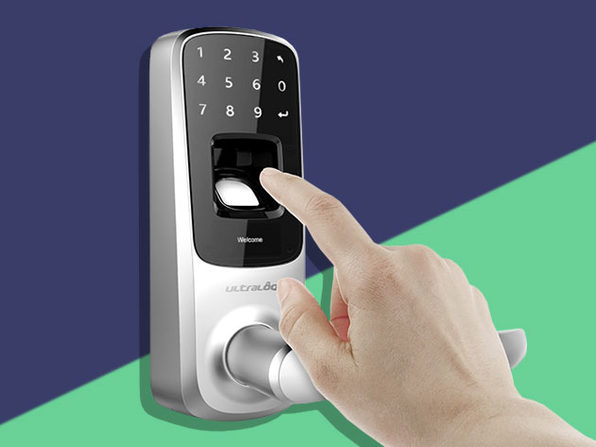 Ultraloq UL3 Bluetooth Fingerprint and Touchscreen Smart Lock