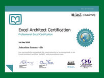 Excel Protection and Design Course - Product Image
