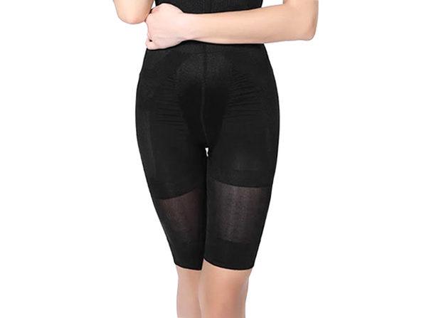 Slim & Lift Pants (Black)