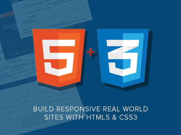 Build Responsive Real World Sites with HTML5 & CSS3 - Product Image