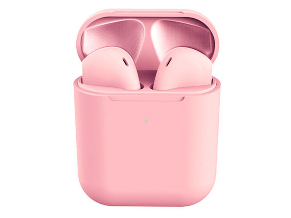 AirSounds Pro True Wireless Earbuds (Matte Pink)