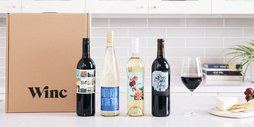 The Spring BYO Pack: Build Your Own Box of 4 Wines, on sale for $29.95 (45% off)