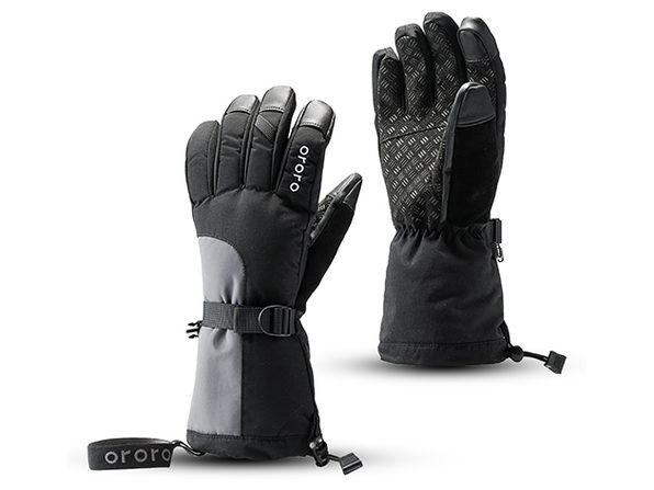2020 Twin Cities 3-in-1 Heated Gloves (Large)