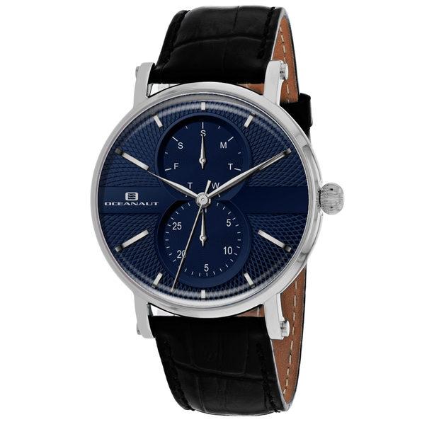 Oceanaut Men's Lexington Blue Dial Watch - OC0344 - Product Image