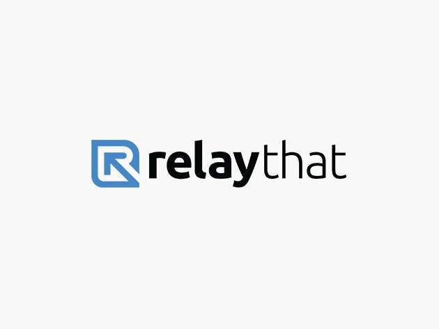 RelayThat Design App: Lifetime Subscription