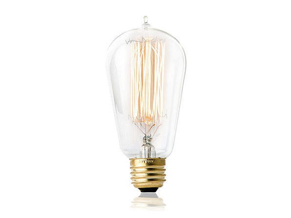 Edison Bulbs: 6-Pack