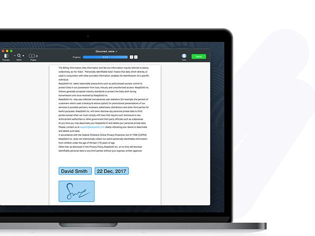 KeepSolid Small Team Plan: Lifetime Subscription