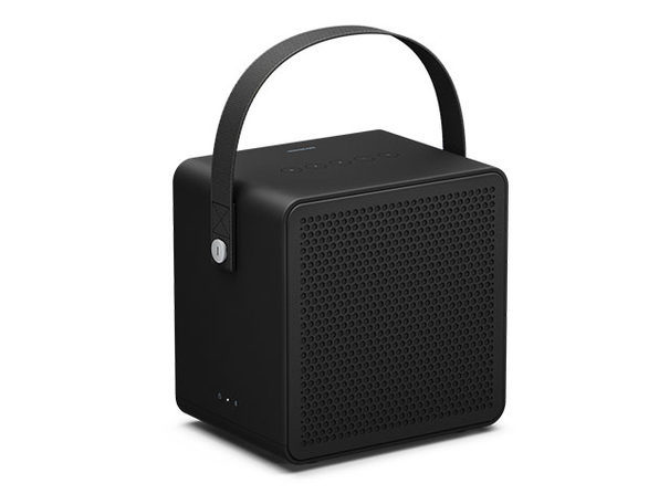 Urbanears Rålis Portable Bluetooth 5.0 Speaker (Black)