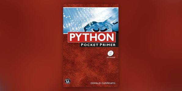 Python Pocket Primer - Product Image