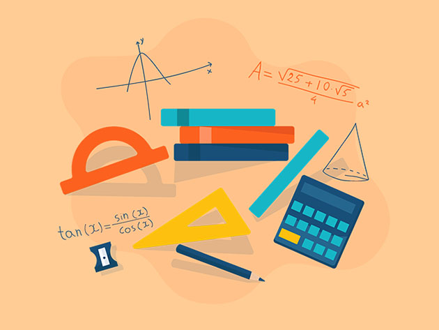 The Mastering Mathematics Training Prep Bundle for $29 9