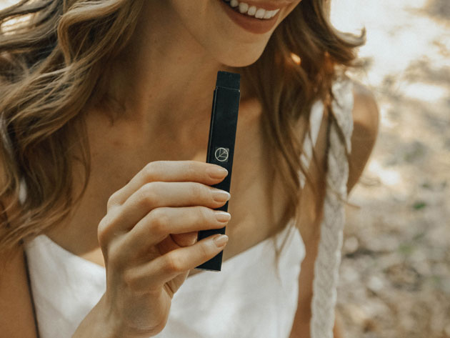 Forget vaping, take in essential oils for instant calmness