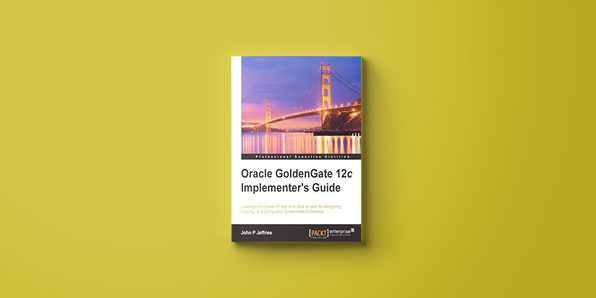 Oracle Goldengate 12c Implementers Guide - Product Image